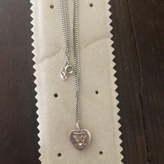 Thomas Sabo S/S heart pendant