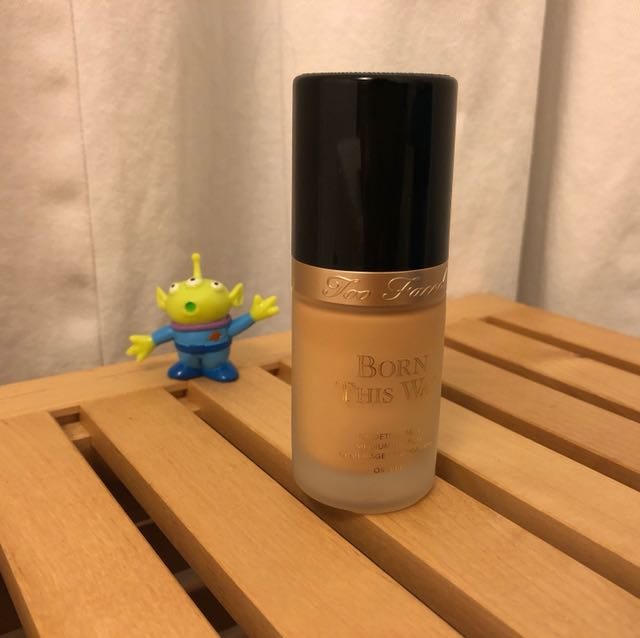 Too Faced Born This Way粉底液 30ml