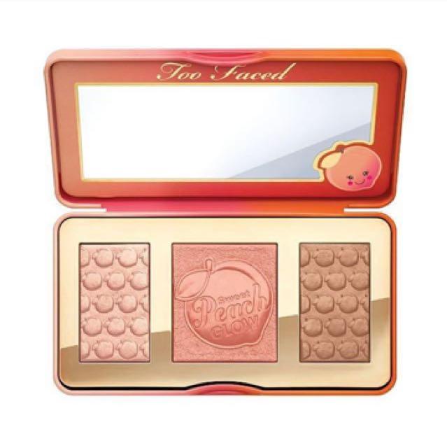 Too Faced Peach