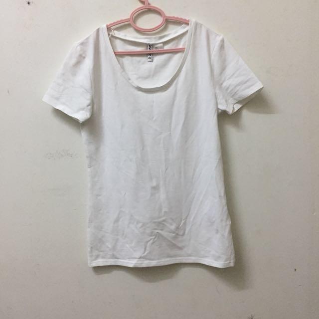 Tshirt H&M TOPSHOP