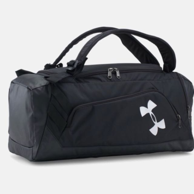 7cb0c615f73ab Under Armour Storm Undeniable Contain Duo Backpack Duffle Bag ...