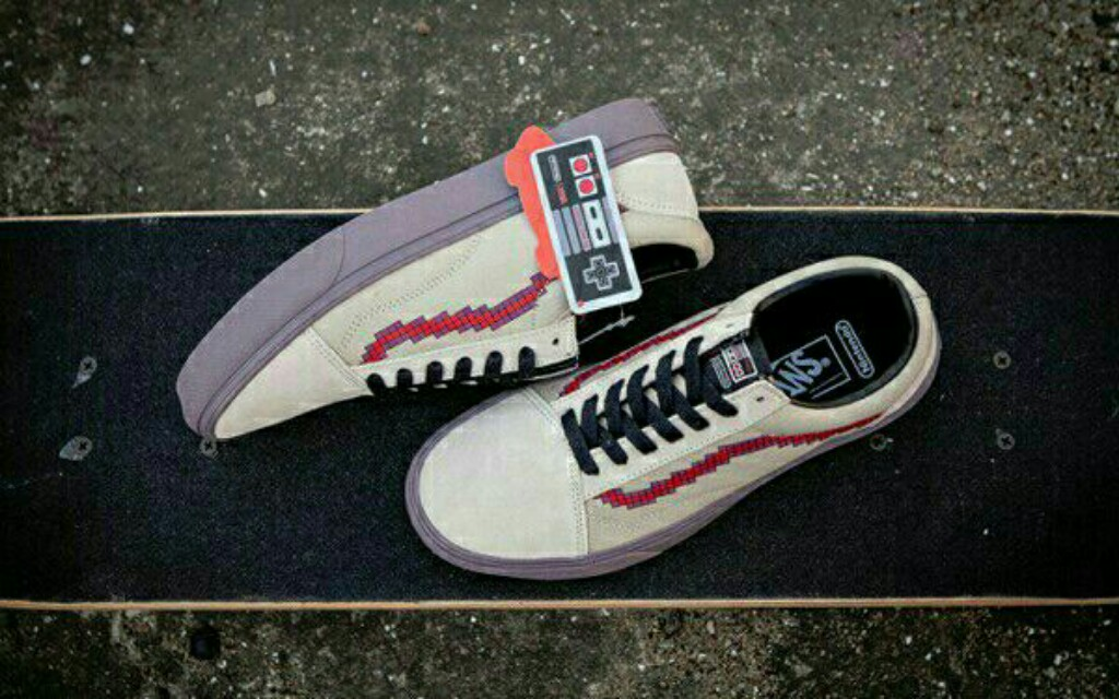 Vans Old Skool Nintendo b9be185960e94