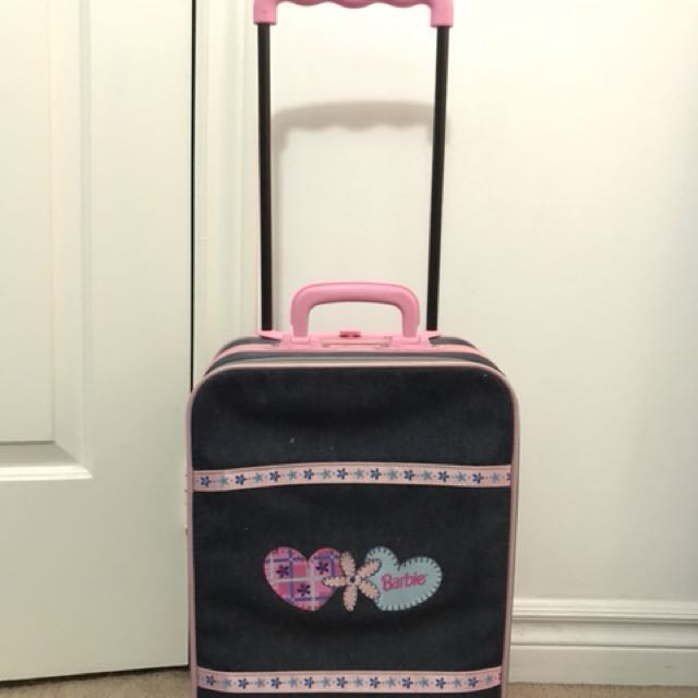 Vintage Barbie Luggage