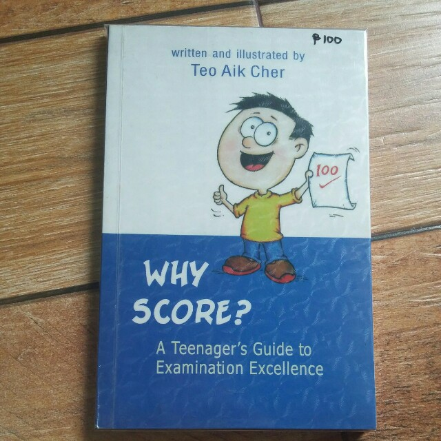 Why Score? By Teo Aik Cher