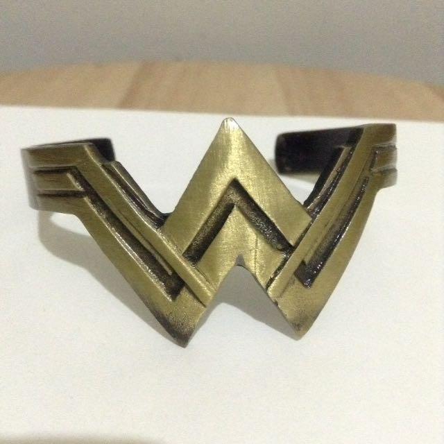 Wonder Woman Bronze Bangle