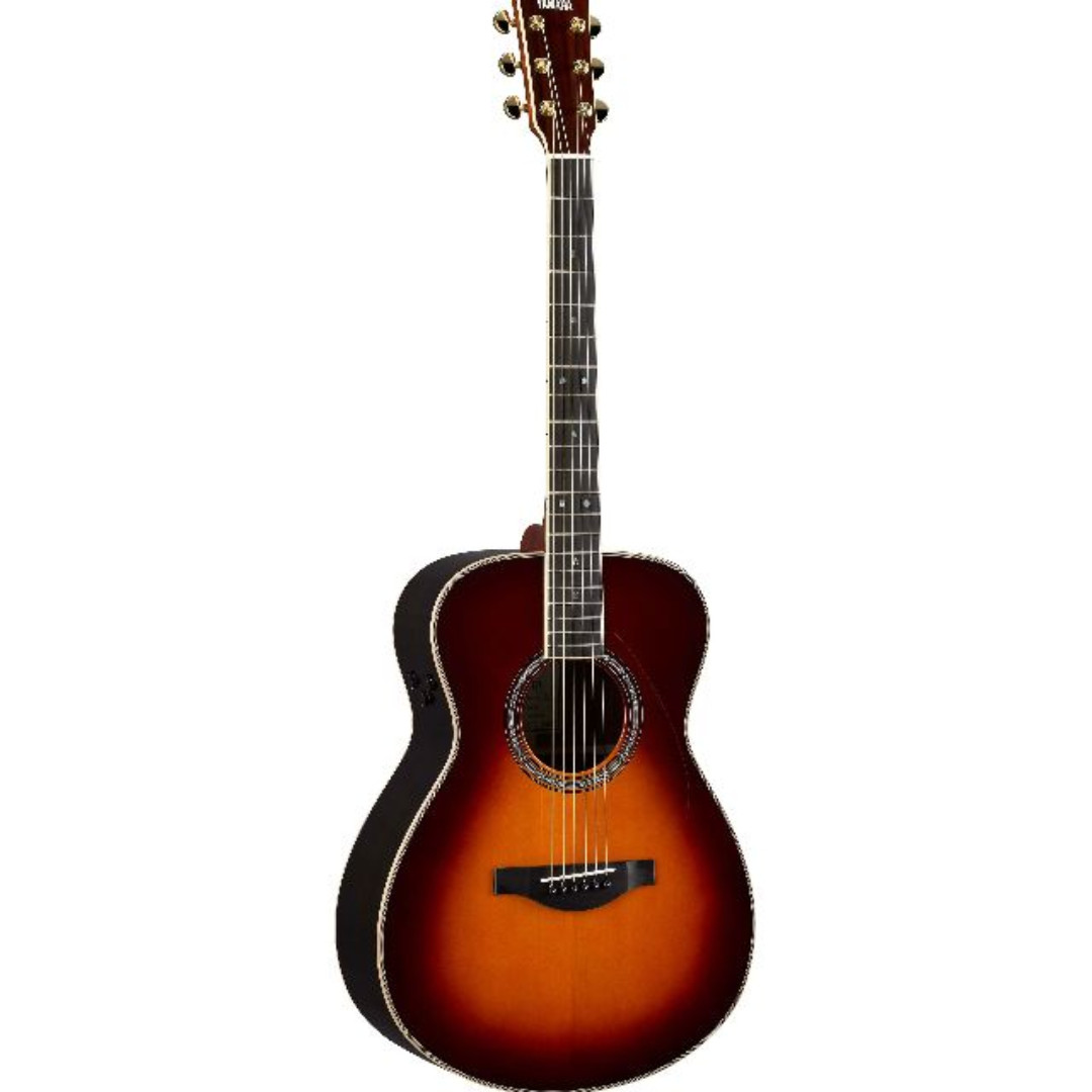 Yamaha LS-TA TransAcoustic Guitar + free tuner/metronome + free A stand (in sock)