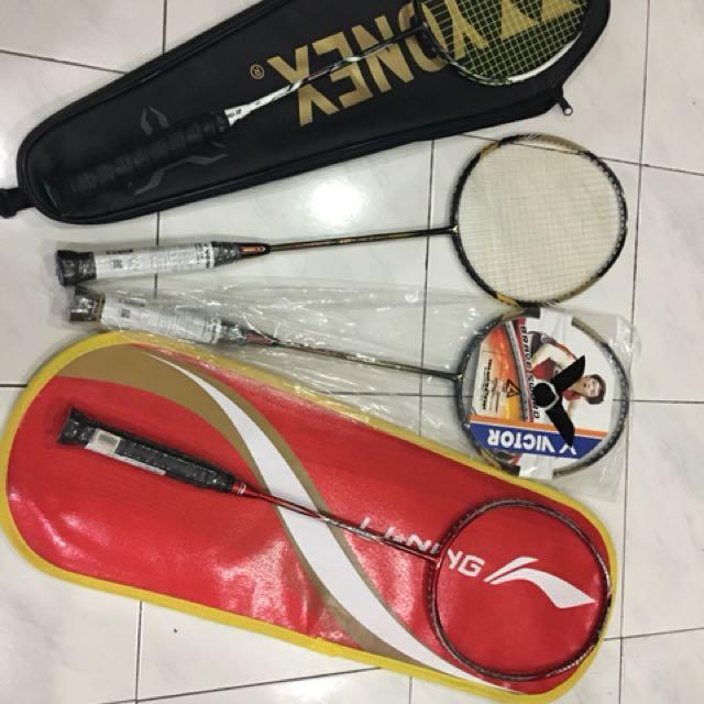Yonex VOLTRIC M FORCE III Lindan Edition Raket Badminton. Source · photo .
