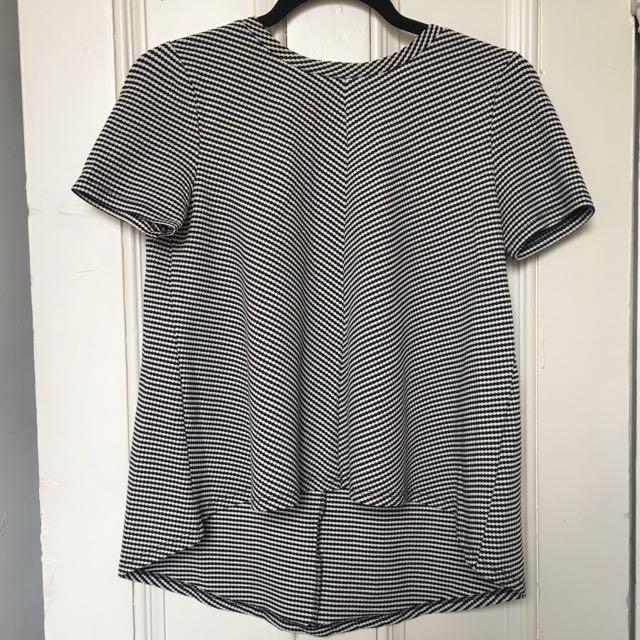 Zara | Striped Shirt