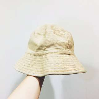 🚚 厚實感漁夫帽