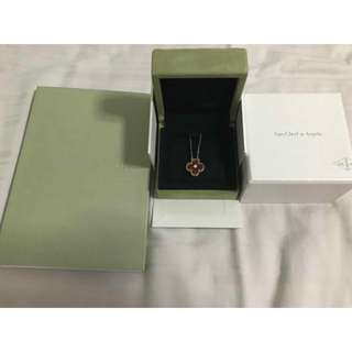 Authentic Van Cleef & Arpels Necklace ( Limited Edition )