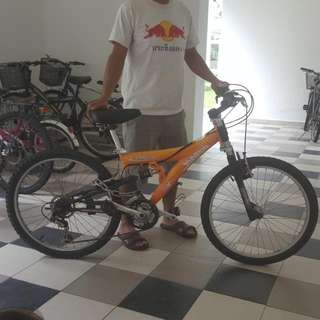 Adult Bicycle 26inch.