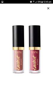 Tarte Lip Wardrobe Duo
