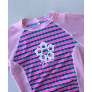 Pink Rashguard (fluidgirls)