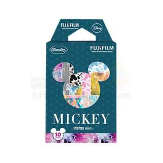 Instax Mini Film Mickey Fashion For Polaroid Instant Camera Mini 9, Mini 8, Mini 7S, Mini 25, Mini 50S, Mini 70, Mini 90, Instax Share Printer, Lomo Instant