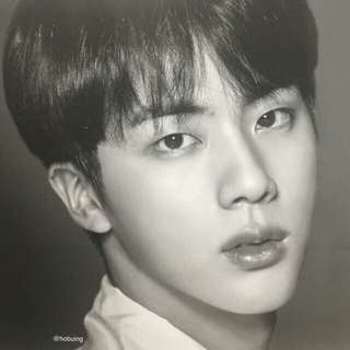 BTS Jin Face Photo Collection
