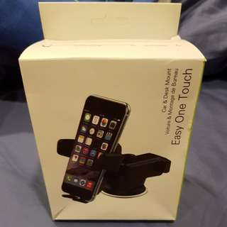 Easy One Touch Car Phone Holder