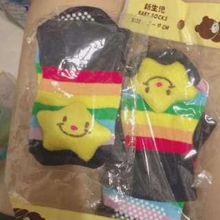 🚚 全新寶寶立體襪