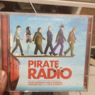 Pirate Radio Soundtrack
