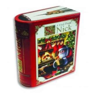 義大利原裝 聖誕書 聖誕老人 聖誕樹 小熊 立體造型書