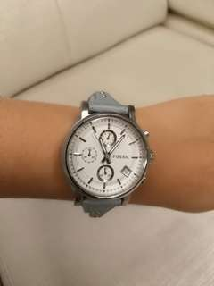 Limited time Offer! Pre loved Authentic Fossil watch