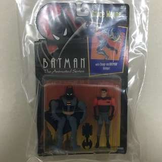 Batman Animated Series Bruce Wayne
