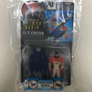 Batman Robin Adventures Animated Series Duo Force Turbo Surge