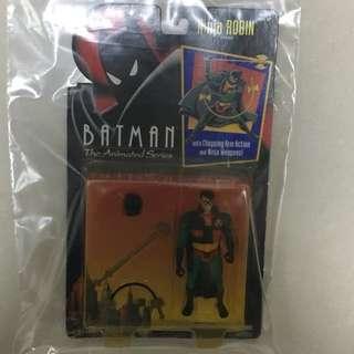 Batman Animated Series Ninja Robin