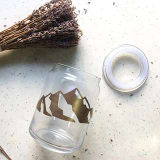 Glass Pot - Customizable Gift Under $10