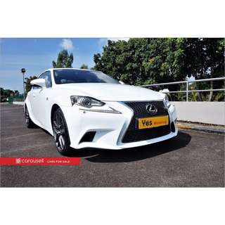Lexus IS250 F Sport