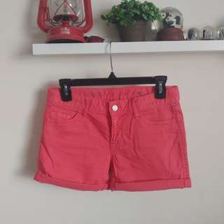 Tommy Hilfiger salmon shorts