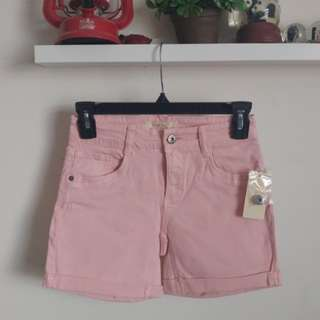 BNWT light pink shorts