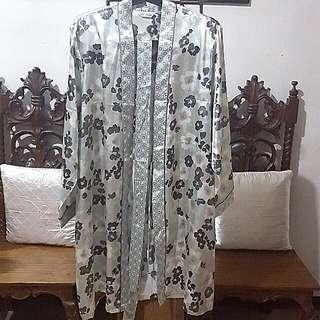 M&S Bridal Silk Robe UK size 12-14