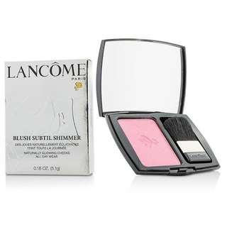 Lancome Blush Subtil Shimmer Pink Pool