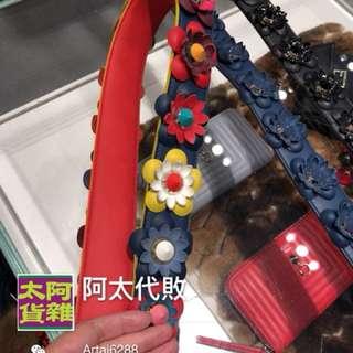 Fendi strap(彩🌼)