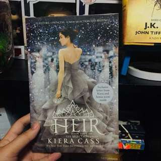 The Selection; The One; The Heir BUNDLES