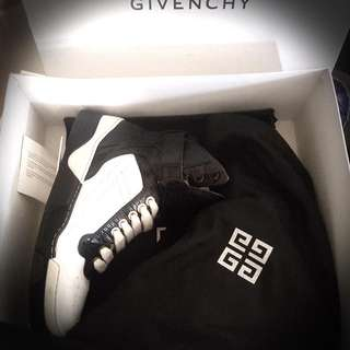 New Givenchy Hightop Sneaker  Negotiable Price