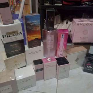 Authentic perfume for sale