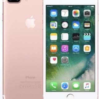 iPhone 7 - ROSEGOLD 256GB