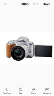 Canon EOS 200D 18-55mm IS STM Kit
