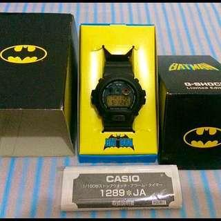Sale BATMAN CASIOG-SHOCK DW-6900
