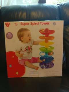 Super Spiral Tower