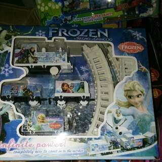 Frozen train set