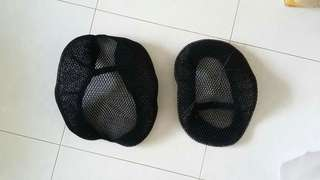 Bike Seat Cooling Mesh for NC750X (2 pieces Set)