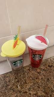 Starbucks drinks tumbler