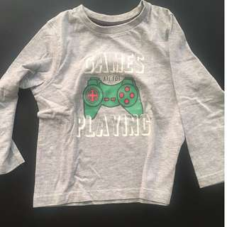Mother Care Sweat Shirt (Light Gray)