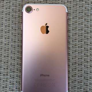 *SWAP* iPhone 7 for iPhone 7 Plus Rose Gold 128GB