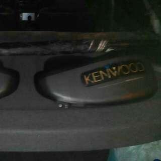"""Kenwood Aeromorphic KSC7170 140watt"""