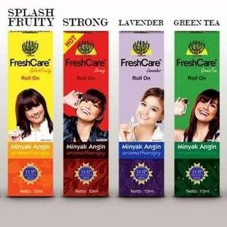 Fresh are Aromatherapy