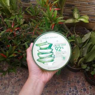Nature Republic 92% Aloe Soothing Gel