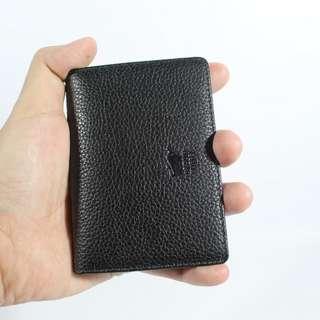 DOMPET KARTU CARD HOLDER KULIT ASLI IMPORT 20 SLOT | BRAUN BUFFEL CC02